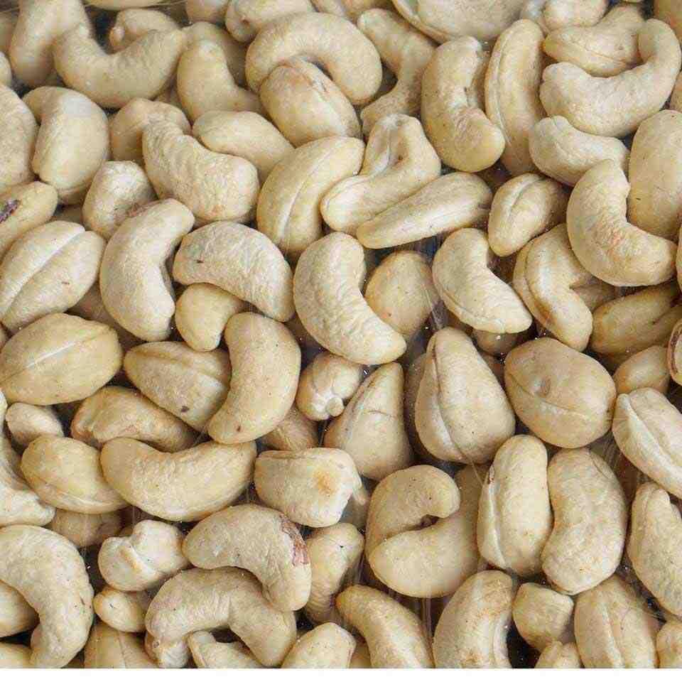 Hạt điều rang không muối, không tẩm, bóc vỏ 500g (dành cho người kiêng muối)