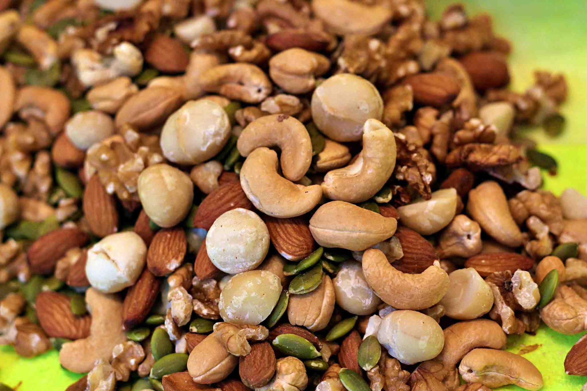 Mixed nuts 5 loại hạt dinh dưỡng 300gr