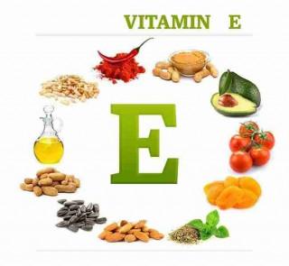 Những thực phẩm giàu vitamin E - thật ngạc nhiên dầu oliu không có trong danh sách nhưng hạnh nhân đứng đầu bảng