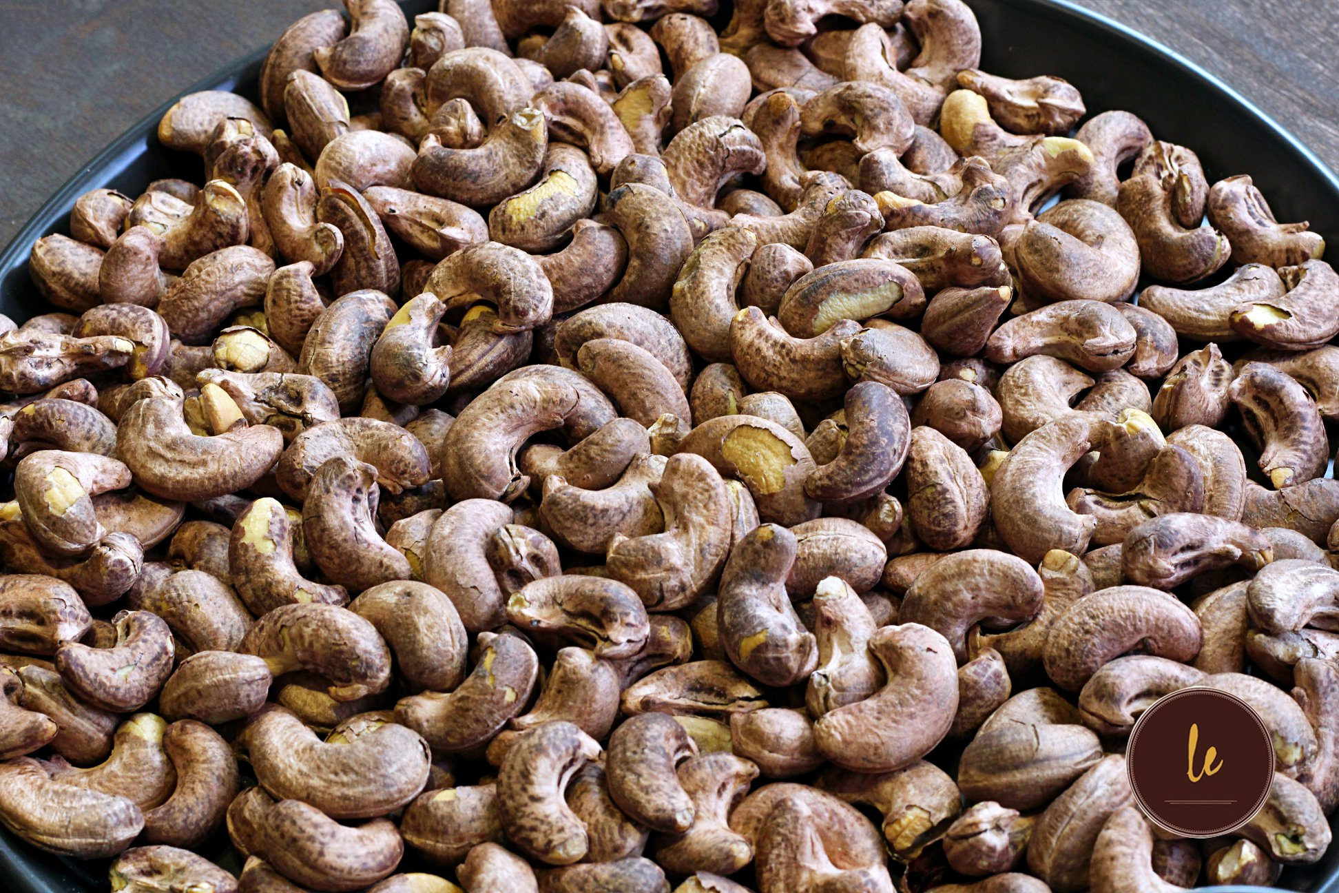 Hạt điều rang không muối nguyên vị có vỏ 500g (dành cho người kiêng muối 100%)
